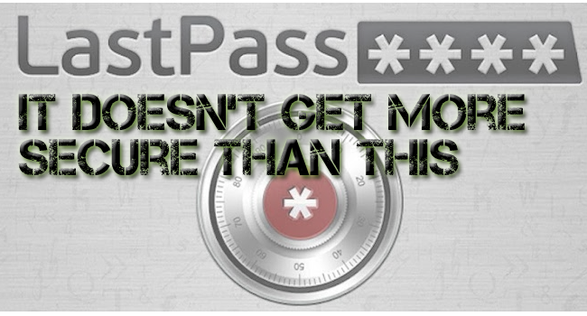 LastPass app to protect your password via The Tech Temple